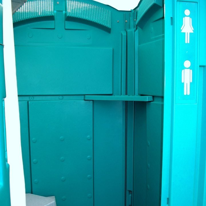 Inside Electric Showers construction sites hire