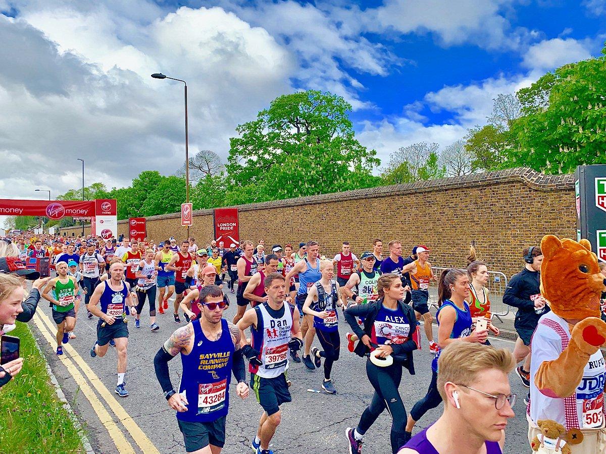 Thanks a Billion! [London Marathon '19]