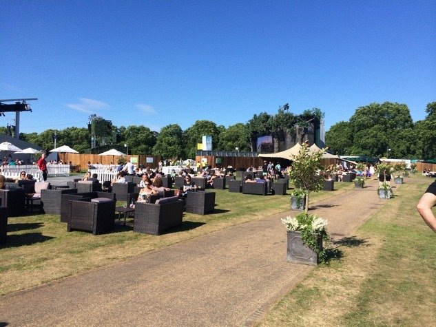 British Summer Time Hyde Park Portable Toilets Hire
