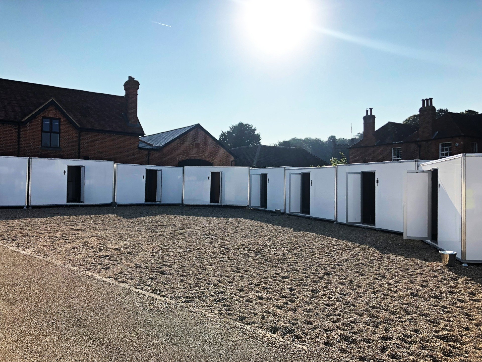 Henley Royal Regatta – Sports Events Toilets