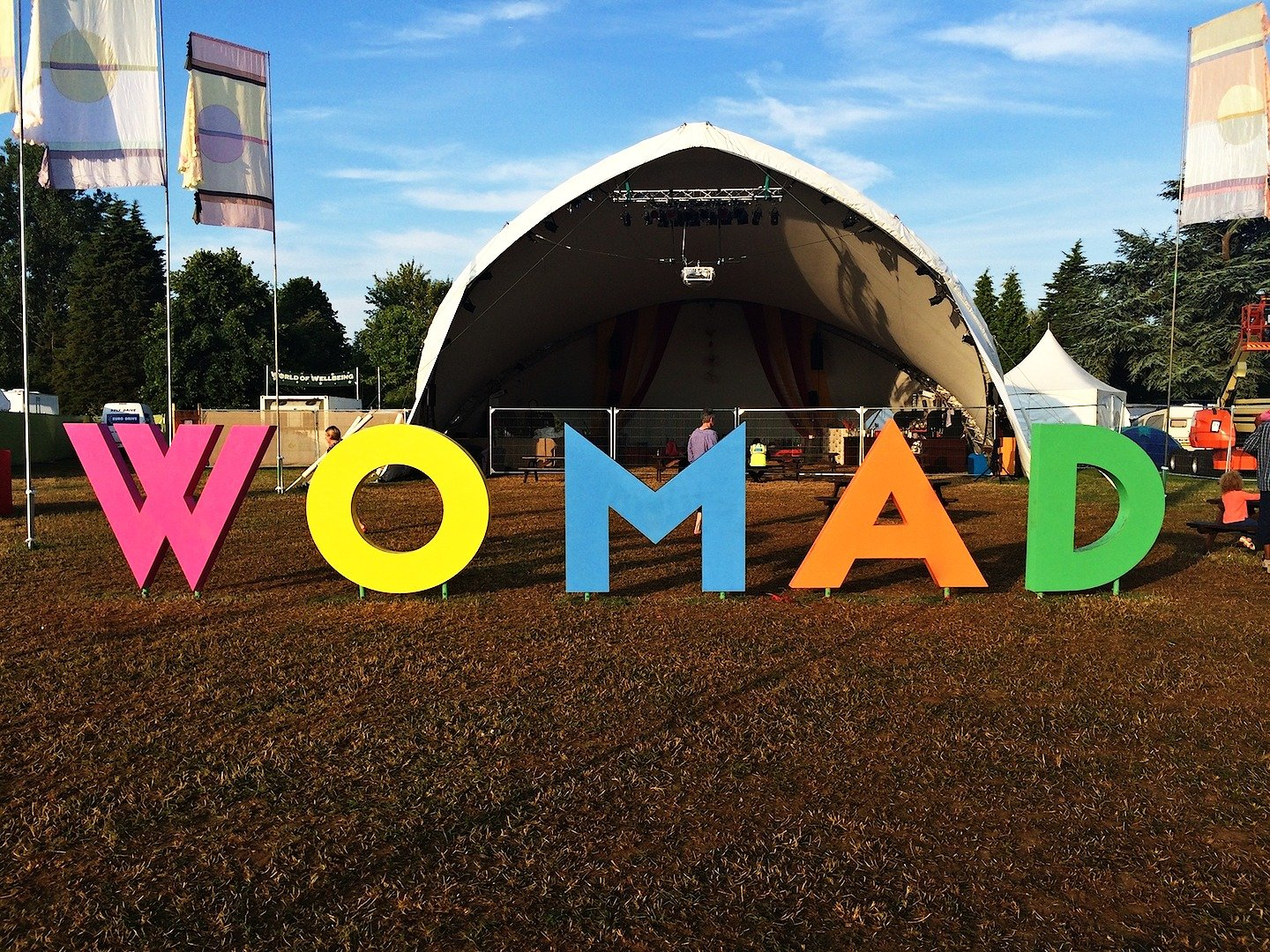 Womad '18 – Huge toilet supplier required