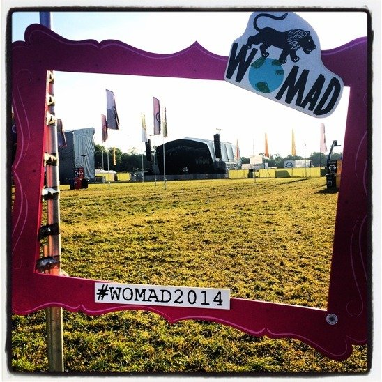 Womad Festival Concerts Supply of Plastic Toilets POD Trailers