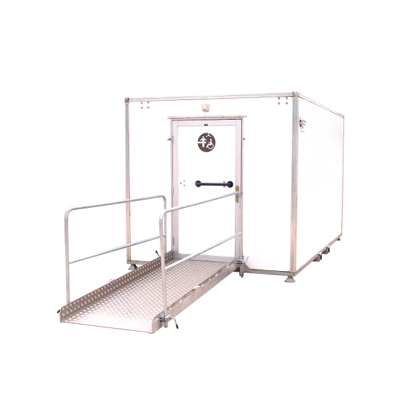 High Dependency Unit Disabled Toilet for hire
